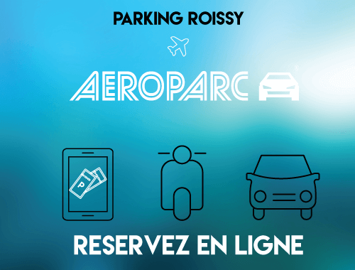 Parking roissy aeropark