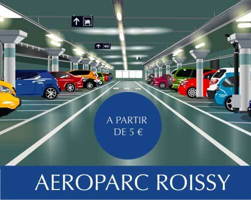 parking roissy longue duree
